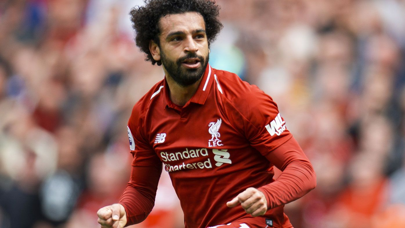 Liverpool star Mo Salah in hot water over phone use