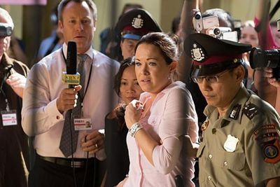 """You don't get any more """"ripped from the headlines"""" than this telemovie based on Schapelle Corby's Bali drug debacle. With Aussie actress Krew Boylan (<i>A Place to Call Home</i>) striking a remarkable resemblance to the imprisoned Queenslander, <i>Schapelle</i> is destined to arrive on our screens in a shroud of notoriety. We wonder how the Corbys will react to the show?<br/><br/>To air: On Nine in 2014."""