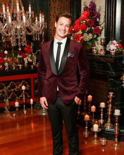 The Bachelor Matt Agnew