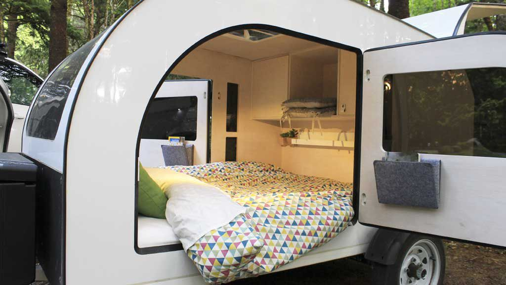 World's smallest mobile home is every camper's dream