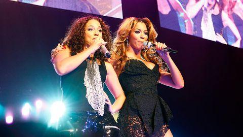 Beyonce, Alicia Keys