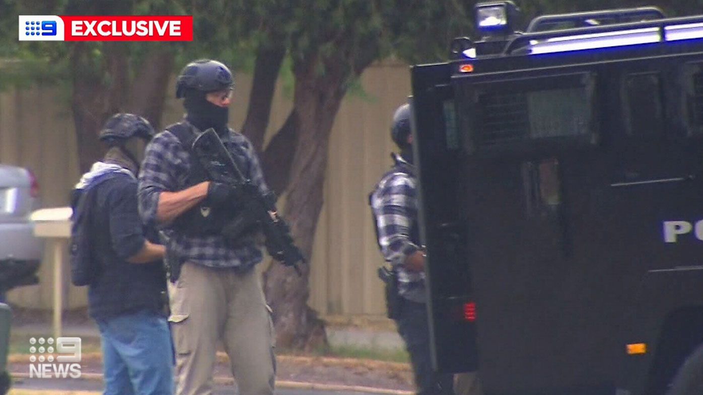 Four-day manhunt ends after alleged gunman arrested in Perth