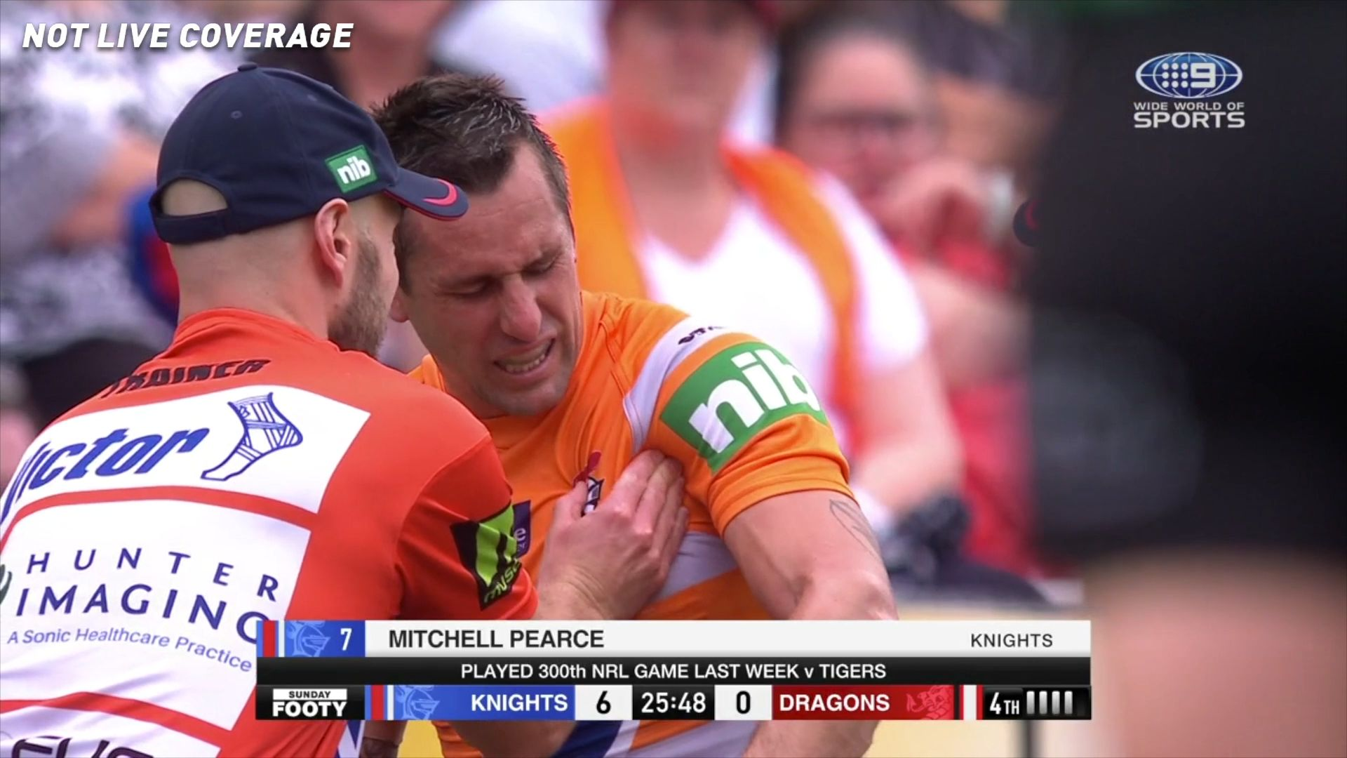 The Mole: Wests Tigers approached about Mitchell Pearce joining next season