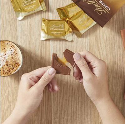 Classic chocolate company uses trendy new flavour