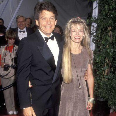 Anson Williams and Jackie Williams.