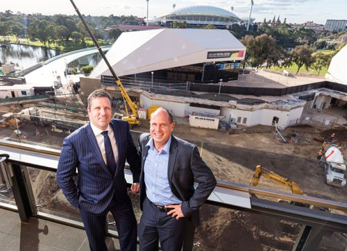 The SkyCity development is a 'show of confidence' in SA's tourism sector. (Supplied)