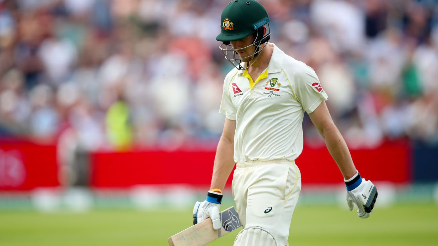 Ashes 2019: Cameron Bancroft 'trying a bit hard' says Justin Langer