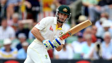 Shaun Marsh has been recalled to the Australian Test squad. (AAP)