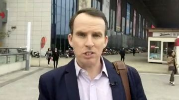 BBC's China Correspondent John Sudworth.