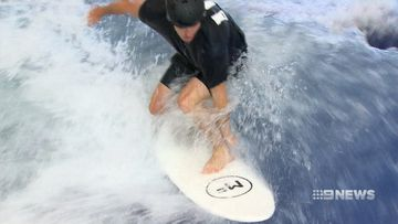 Perth's new indoor wave park set to make waves in Australia