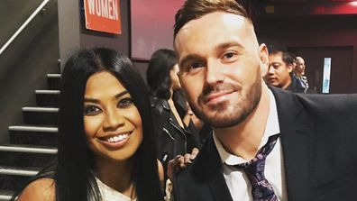 Cyrell and Eden address rumours about their baby's gender