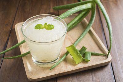 <strong>Aloe vera juice</strong>
