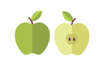 <strong></strong>7. Calories in apple