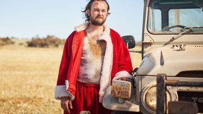 Daniel Henshall A Sunburnt Christmas