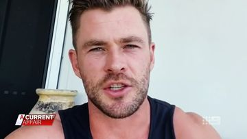 Chris Hemsworth's fitness app bombarded with complaints