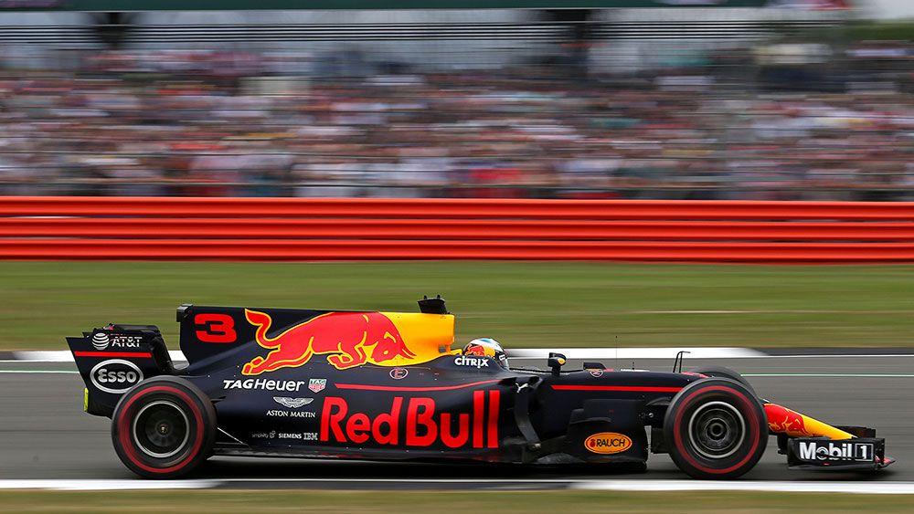 Red Bull boss Christian Horner explains why Daniel Ricciardo has struggled in 2017