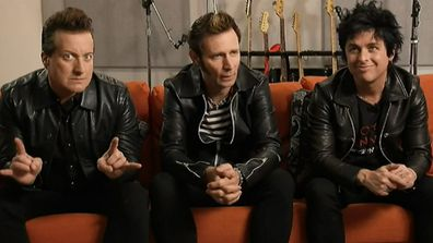 The boys from Green Day are back!