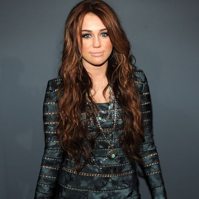 Miley Cyrus: 2010