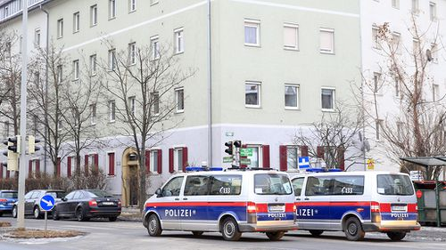 Reports said that as well as apartments, police also raided unofficial mosques. (AFP)