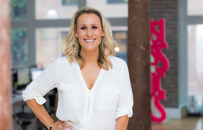Emma Isaacs, entrepeneur and founder of Business Chicks