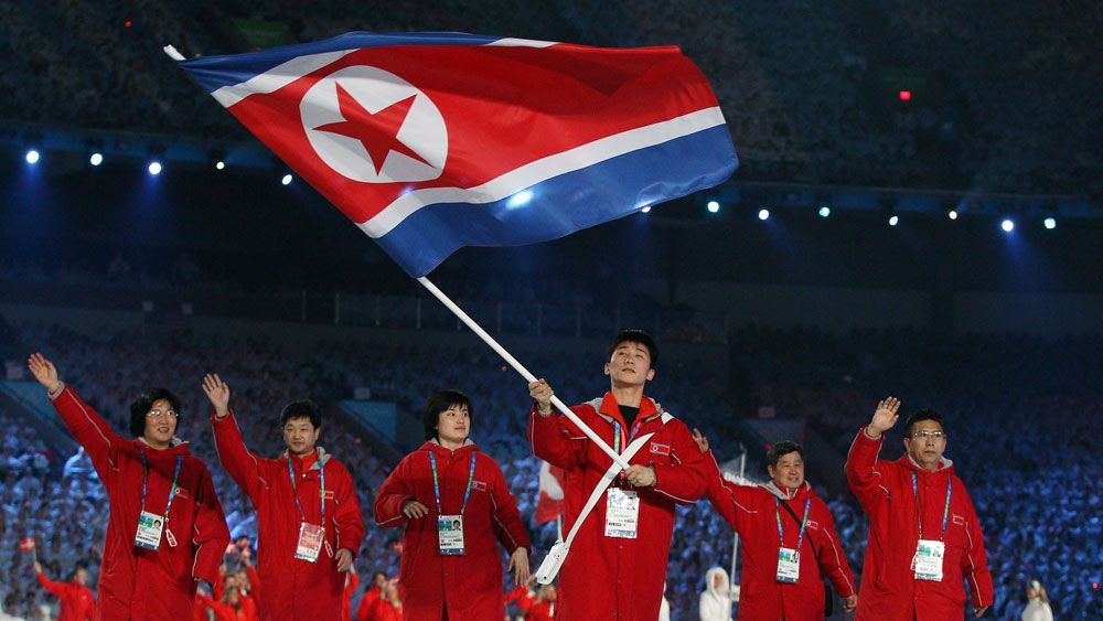 North Korea ready to send athletes to 2018 Winter Olympic Games
