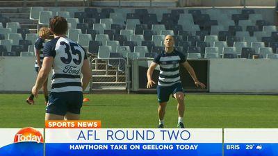 Geelong Cats' Patrick Dangerfield star backs shorter AFL season