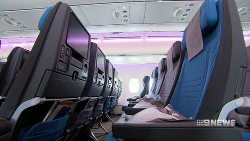 Singapore Airlines called on a German care manufacturer to redesign its seats.