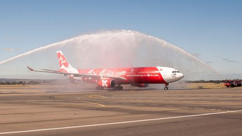 Budget airline AirAsia X cuts flights in and out of Adelaide
