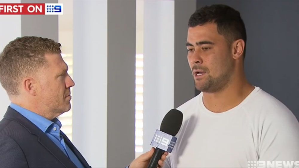 Andrew Fifita reveals why he turned his back on the Kangaroos in favour of Tonga for Rugby League World Cup