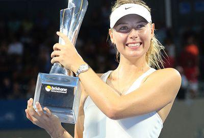 26. Maria Sharapova (tennis) $29.7 million