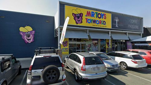 Mr Toys Toyworld in Burleigh Waters.