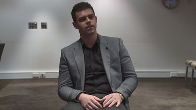 Michael tells all about his past four-year relationship in his exclusive audition tape.