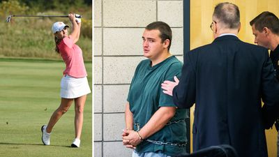 Homeless man who 'killed star golfer had an urge to rape a woman'
