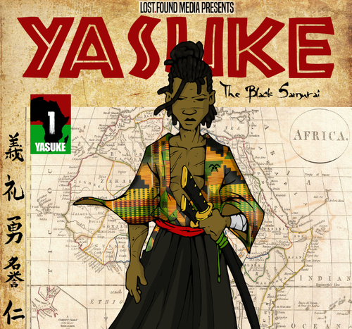Yasuke, the African samurai's legend, has been re-imagined in comics and on the screen, with new generations of young fans across the world.
