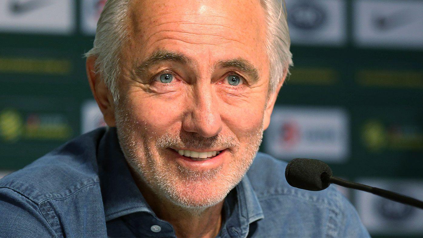 Socceroos coach Bert van Marwijk to pay his own FIFA World Cup assistants