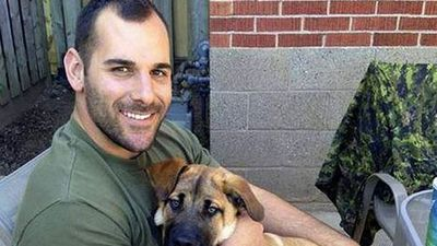 The soldier shot dead by a gunman at the war memorial has been identified as Corporal Nathan Cirillo. (Picture: Facebook)