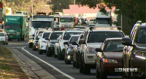 So far, 3000 motorists have taken advantage of the free rego since July 1. Picture: 9News