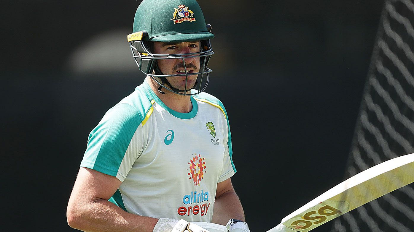 Moises Henriques added to Australia's Test squad as cover for Cameron Green