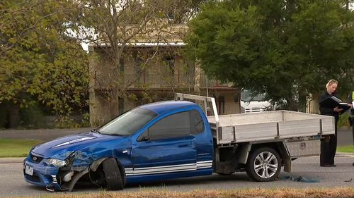 News Melbourne South Gippsland Highway hit run crash crime spree thefts carjackin