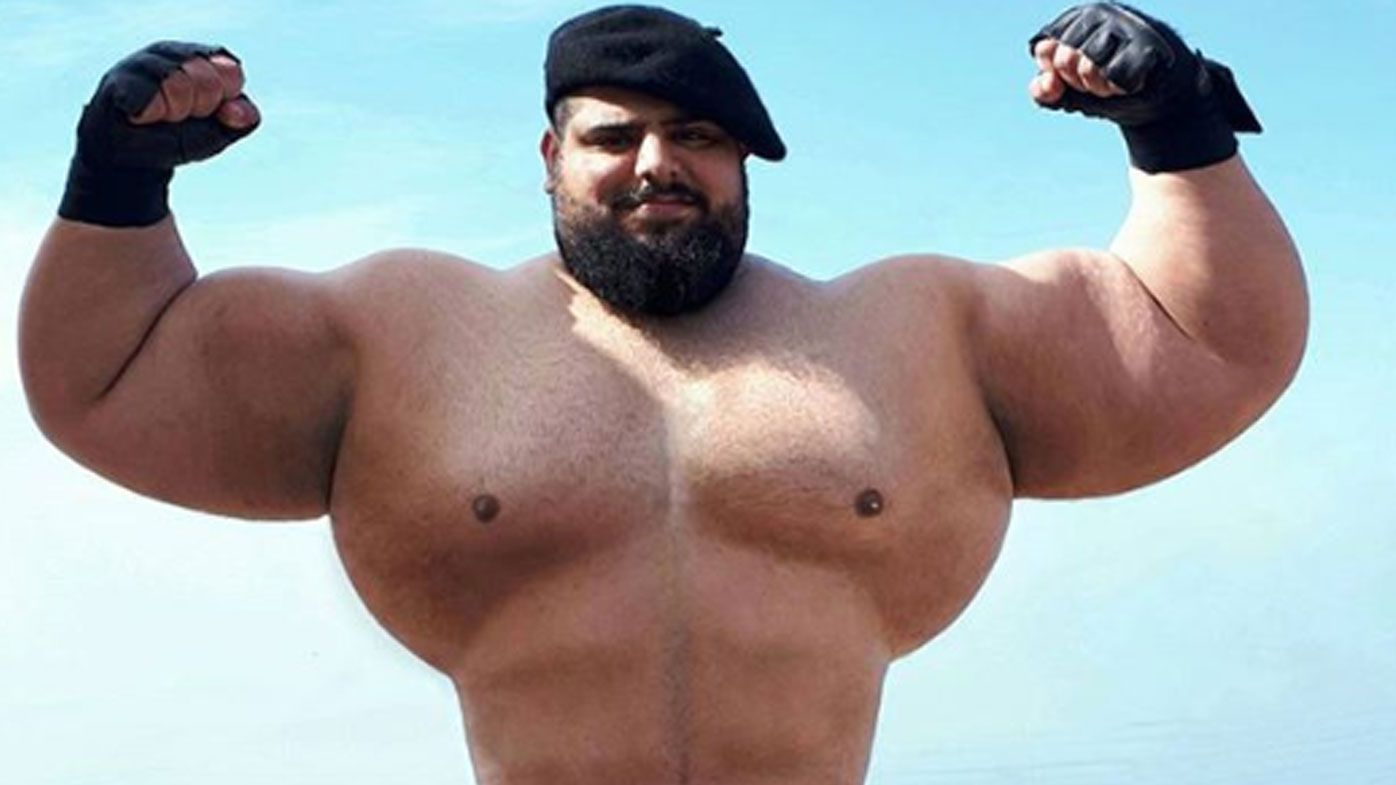 'Iranian Hulk' to make bare knuckle boxing debut