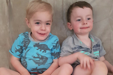The Tiefel family hopes drugs trials for Sanfilippo will one day help Lucas fight the rare condition, which has been compared with Alzheimer's.