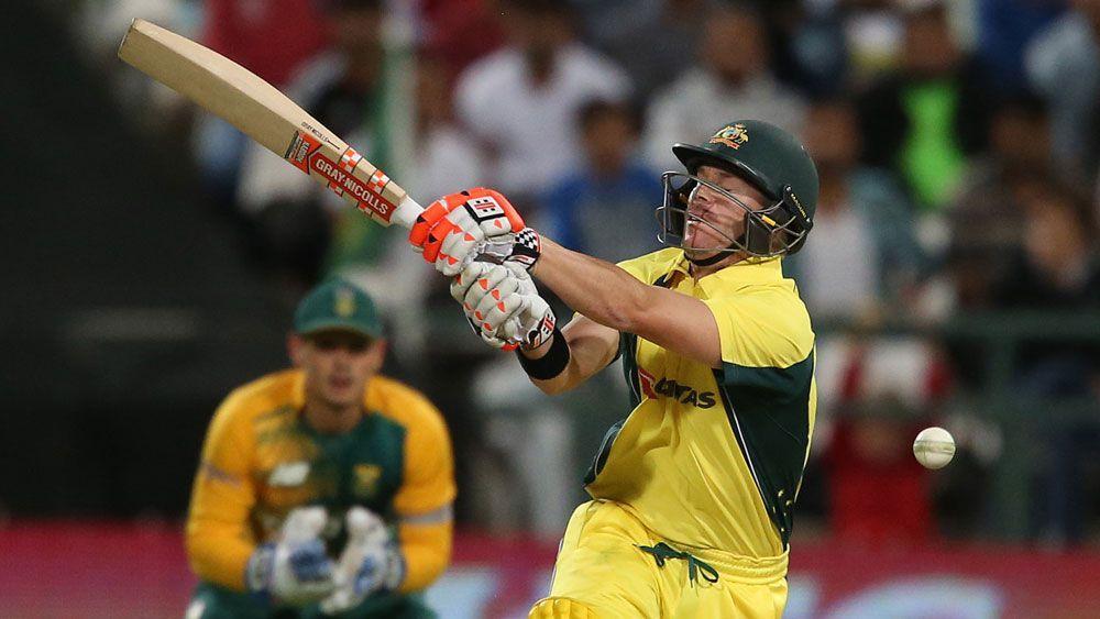 Aust lose form batsman Warner to injury