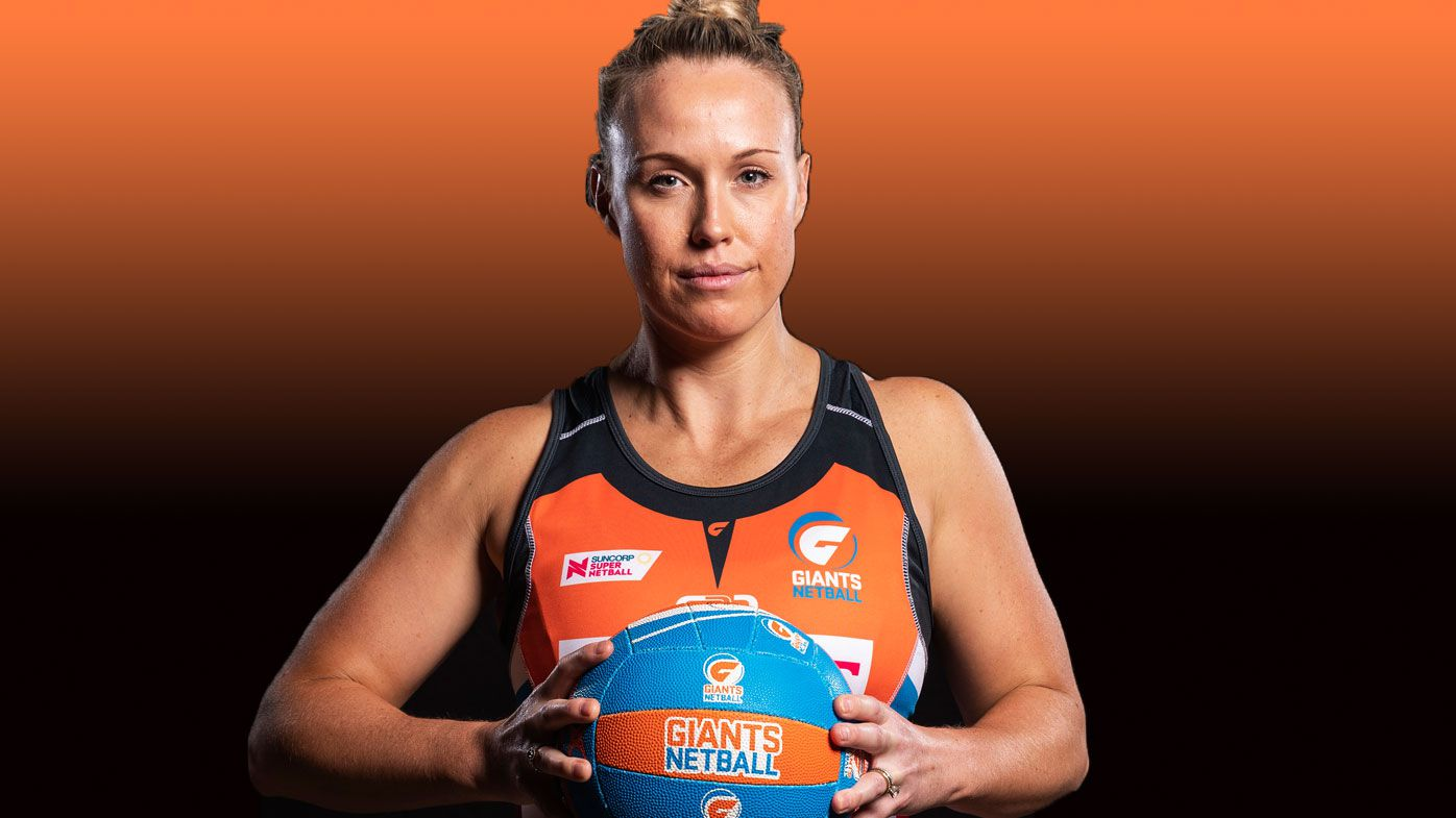 Giants captain Kim Green to retire after 2019 Super Netball season
