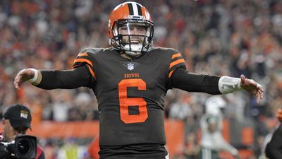 No.1 draft pick Baker Mayfield leads Cleveland to NFL first win in 635 days