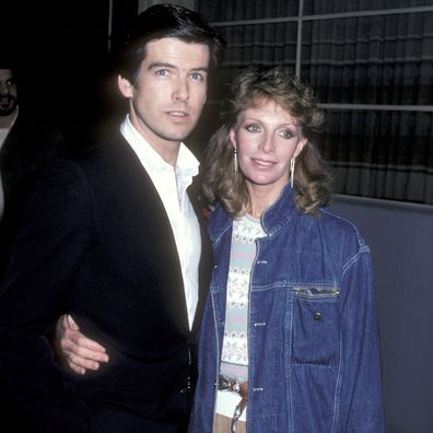 Pierce Brosnan, first wife Cassandra Harris, daughter Charlotte, what happened