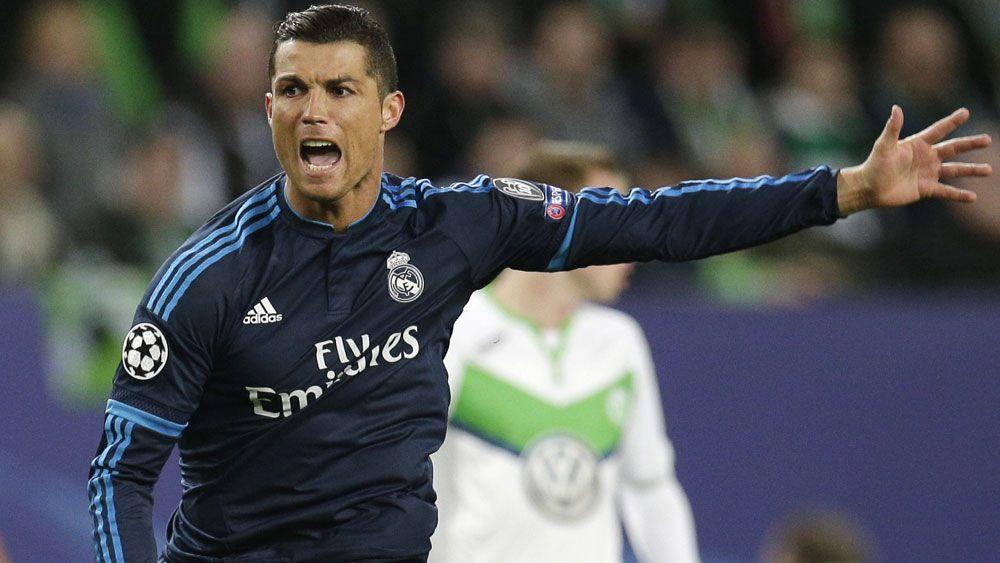 Football: Real suffer shock first leg defeat at Wolfsburg