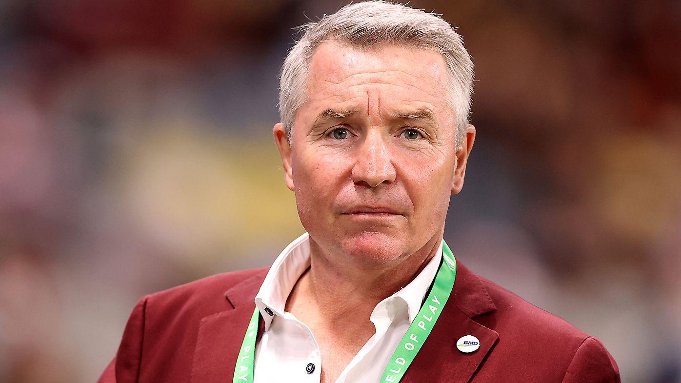 Queensland Maroons coach Paul Green