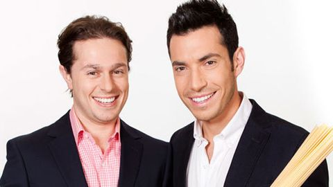 """Nic and Rocco """"won"""" My Kitchen Rules in secret finale"""