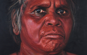Archibald Prize 2019:  Second time finalist David Darcy has been crowned People's Choice award winner