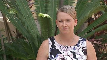 Northern Territory Treasurer Nicole Manison. (9NEWS)